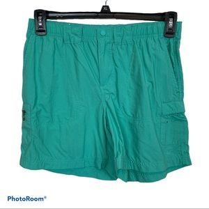 "Columbia Sandy River Cargo 6"" Shorts Small"